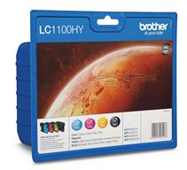 Brother LC1100HYBKCMY tinta csomag