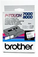 Brother P-touch TX-241 szalag