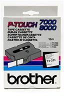 Brother P-touch TX-251 szalag